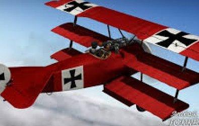 Uçan merdiven Fokker DR1